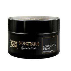 Bio Extratus Spécialiste Máscara Colorante Preto 250g