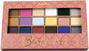 Ruby Rose Paleta de Sombras Be Fantasy HB-9920