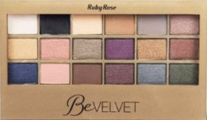 Ruby Rose Paleta de Sombras Be Velvet HB-9915
