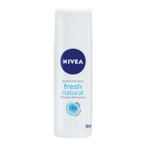 NIVEA Desodorante Spray Fresh Natural 90ml