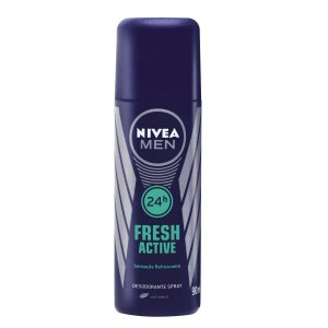 Nivea Men Desodorante Spray Fresh Active 90ml