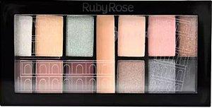RUBY ROSE Paleta de Sombras Mini Kit HB-9985/1 Sacred 1