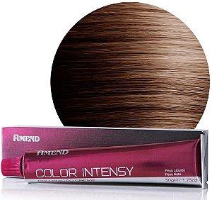 AMEND Color Intensy Coloração Permanente 7.46 Louro Médio Cobre Avermelhado
