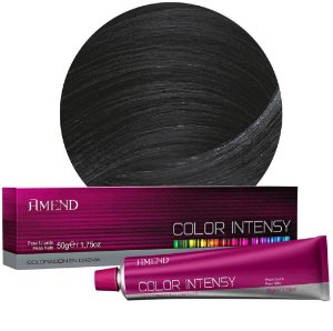 AMEND Color Intensy Coloração Permanente 2.1 Preto Azulado