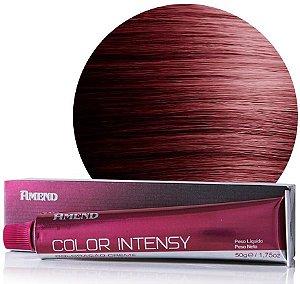 AMEND Color Intensy Coloração 6.66 Louro Escuro Vermelho Intenso