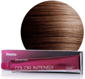 AMEND Color Intensy Coloração 6.71 Louro Escuro Marrom Acinzentado