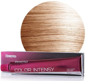 AMEND Color Intensy Coloração Permanente 10.0 Louro Claríssimo