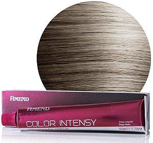 AMEND Color Intensy Coloração Permanente 9.89 Louro Ultraclaro Pérola