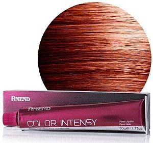 AMEND Color Intensy Coloração Permanente 6.4 Louro Escuro Cobre