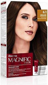 Amend Magnific Color Coloração 6.1 Louro Escuro Acinzentado