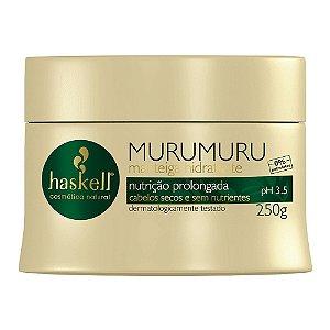 HASKELL Murumuru Manteiga Hidratante Nutrição Prolongada 250g