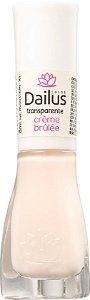 DAILUS Esmalte Vegan Transparente Crème Brûlée
