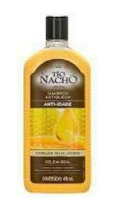TIO NACHO Antiqueda Anti-idade Shampoo 415ml