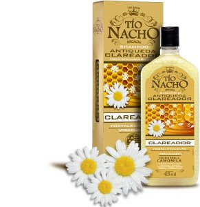 TIO NACHO Sampoo Antiqueda Clareador com Camomila 415ml