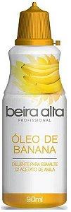 BEIRA ALTA Diluente de Esmaltes com Óleo de Banana 90ml