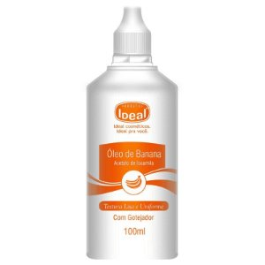 Ideal Diluente de Esmaltes com Óleo de Banana 100ml