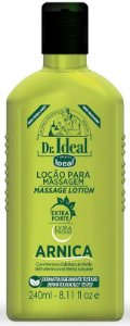 IDEAL Dr. Ideal Loção para Massagem Extra Forte com Arnica 240ml