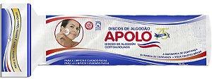 APOLO Algodão Discos 70g