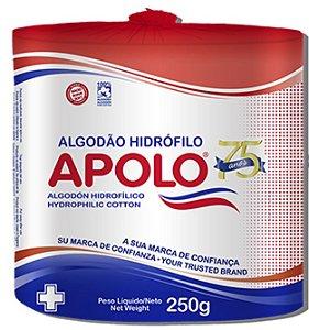 APOLO Algodão Hidrófilo Rolo 250g
