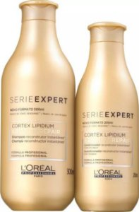 L'Oréal Professionnel Expert Absolut RepairCortex Lipidium Shampoo 300ml + Condicionador 200ml