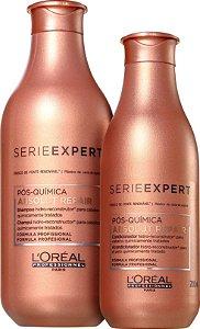 L'ORÉAL PROFESSIONEL Expert Absolut Repair Pós-Química Shampoo 300ml + Condicionador 200ml