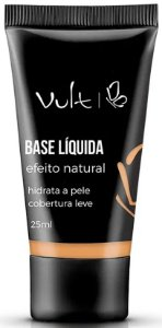 VULT Base Líquida Efeito Natural cor 06 25ml