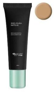 Max Love Base Líquida Matte HD 30ml cor 11