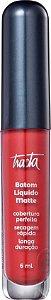 TRACTA Batom Líquido Matte Carmim 58 6ml