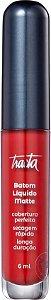 TRACTA Batom Líquido Matte Escarlate 60 6ml