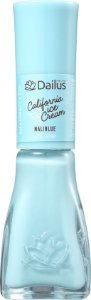DAILUS Esmalte Vegano California Ice Cream Cremoso MaliBlue