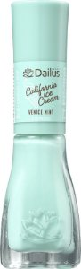 DAILUS Esmalte Vegano California Ice Cream Cremoso Venice Mint