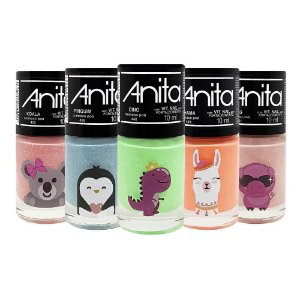 ANITA Esmalte My Wish Pets Coleção