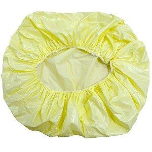 SANTA CLARA Touca para Banho Grande em PVC para Cabelos Volumosos (4666)