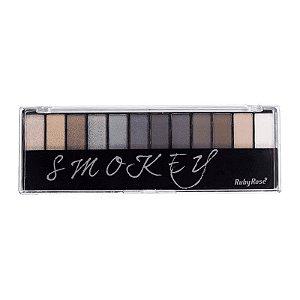 RUBY ROSE Paleta de Sombras Smokey HB-9910