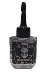 BLACK FIX Óleo de Barba 30% Volume 30ml