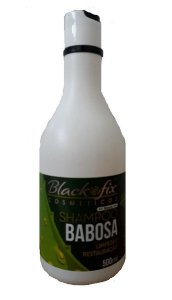 BLACK FIX Babosa Shampoo 500ml
