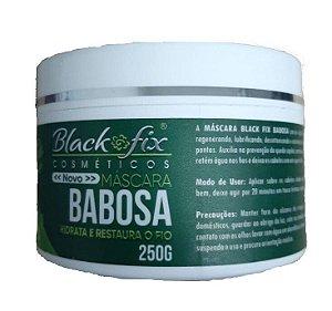 BLACK FIX Babosa Máscara Capilar de Hidratação 250g