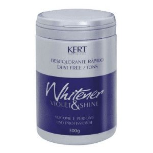KERT Pó Descolorante Rápido Whitener Violet&Shine 300g
