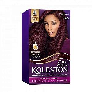 KOLESTON Coloração Permanente 366 Acaju Púrpura