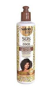 SALON LINE SOS Cachos Coco Ativador de Cachos 300ml