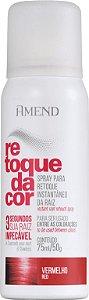 AMEND Retoque da Cor Retoque da Raiz Vermelho Spray 75ml