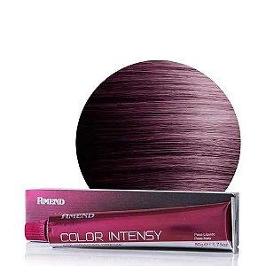 AMEND Color Intensy Coloração Permanente 33.66 Castanho Escuro Vermelho Intenso Framboesa