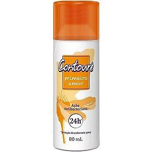 CONTOURÉ Desodorante Primeiro Amor Spray 80ml