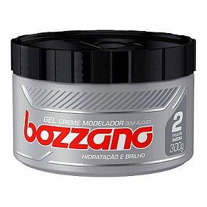 BOZZANO Gel Creme Modelador 2 Fixação Média 300g