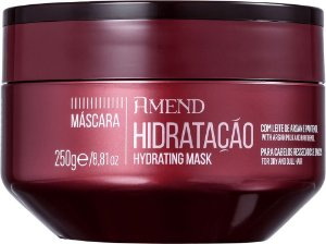 AMEND Hidratação Máscara Hydrating Mask 250g