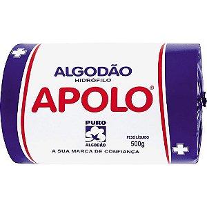 APOLO Algodão Hidrófilo em Rolo 500g
