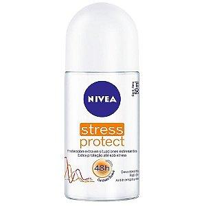 NIVEA Desodorante Roll On Stress Protect 50ml