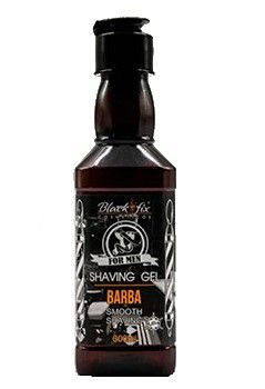 BLACK FIX for Men Shaving Gel 300ml