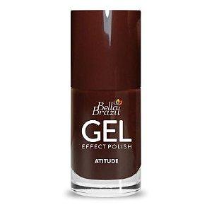 BELLA BRAZIL Esmalte Efeito Gel Atitude 8ml