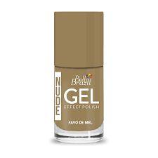 BELLA BRAZIL Esmalte Efeito Gel Nude Favo de Mel 8ml (vence 09/2020)